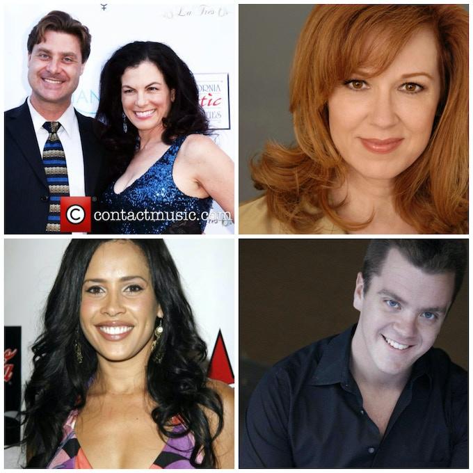 Rebecca, Lee, Carmen, Mike