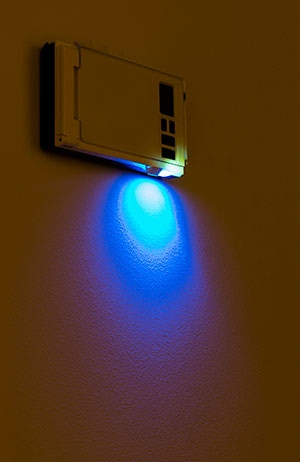 1st stretch goal! Sound activated night light!