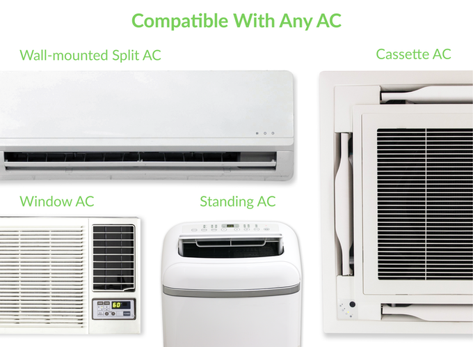 Ambi Climate The Smart Add On For Your Air Conditioner By