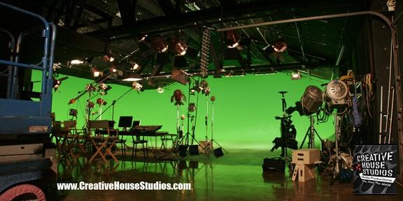 Creative House Studios where we plan to shoot the film.