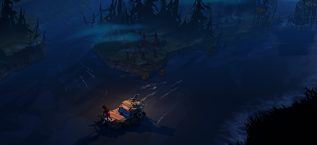 The Flame in the Flood by The Molasses Flood — Kickstarter