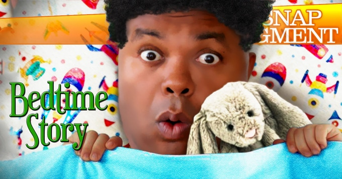 Have YOUR name written into an original bedtime story backed by an original Snap beat!