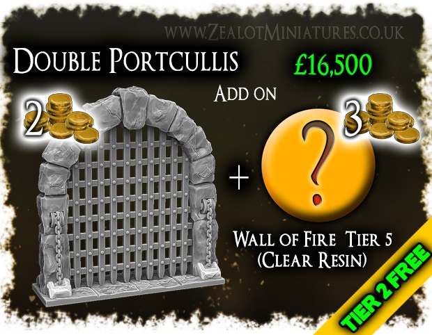 Also, an open portcullis is coming soon.