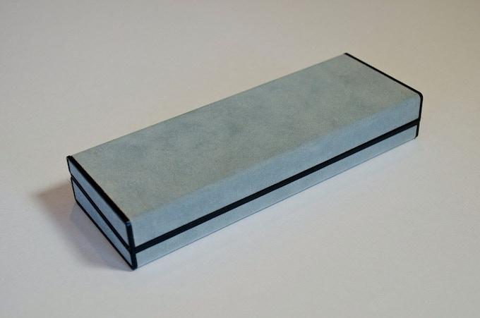 Grey Velvet Case Closed