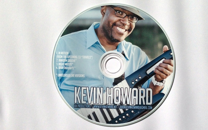 CD Featuring ICEBUDDY theme song, Keep Cool and Carry On  composed by Kevin Howard