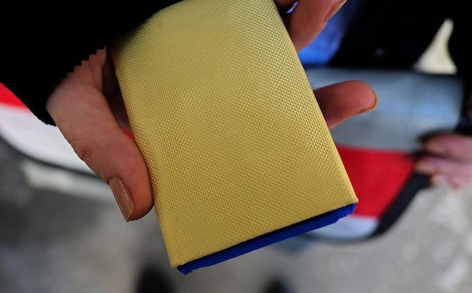 Kevlar NERO Wallet