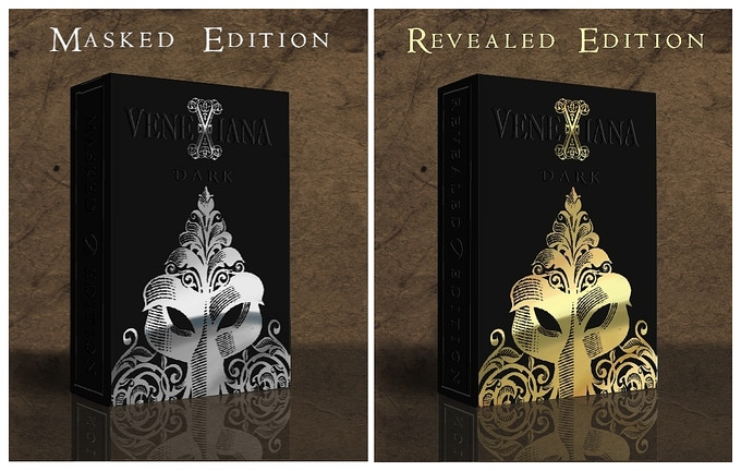 Rendering of the two tuck cases