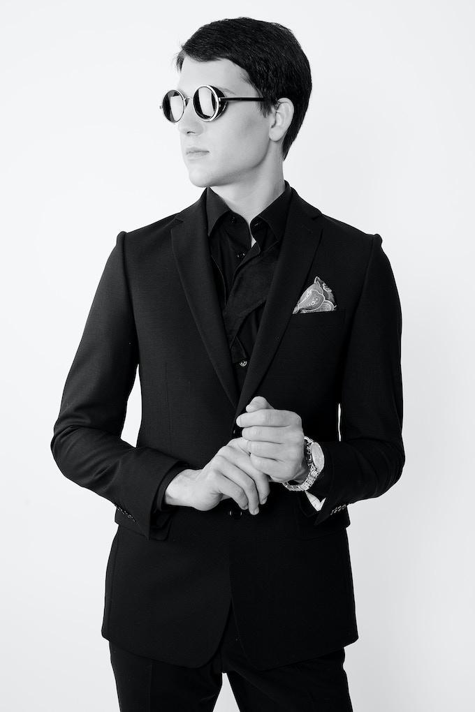 Romas Zabarauskas, photo by Neringa Rekašiūtė