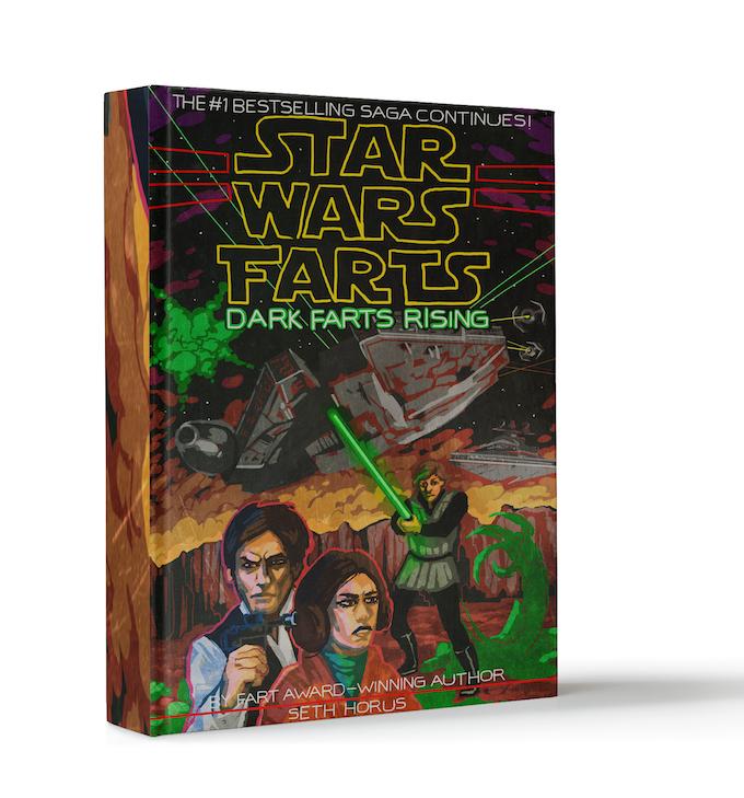 """""""Dark Farts Rising"""" e-book"""