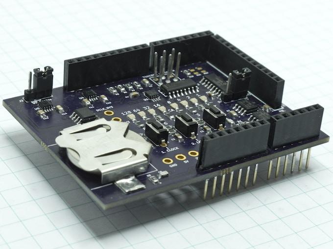 Education Shield Prototype Rev 1