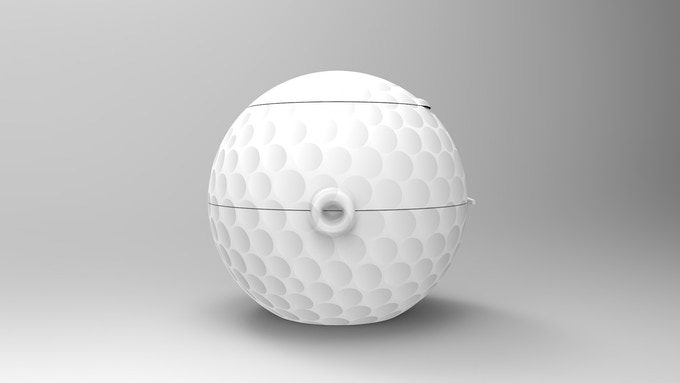 PopcornGolfball Concept