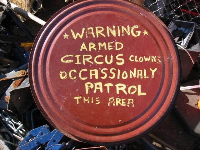 Clown Patrol