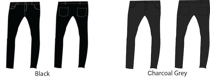 Raw Selvedge Jeans