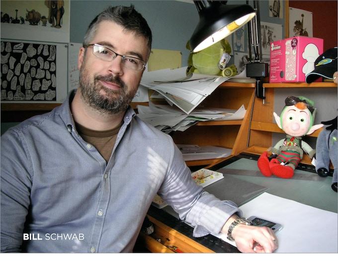 http://billschwabdesign.blogspot.com/
