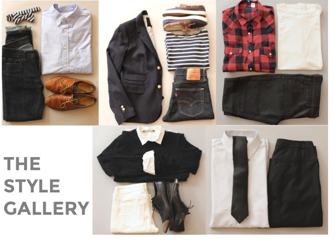 (...if you like any of the above outfits, you will probably like what we have to send.)