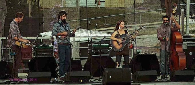 Opening for Larry Keel at New Mountain AVL