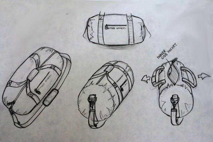 Bomber Barrel - Design 2