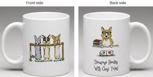 2 sided mug