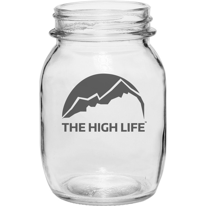 The High Life™ Mason Jar - 19 oz.