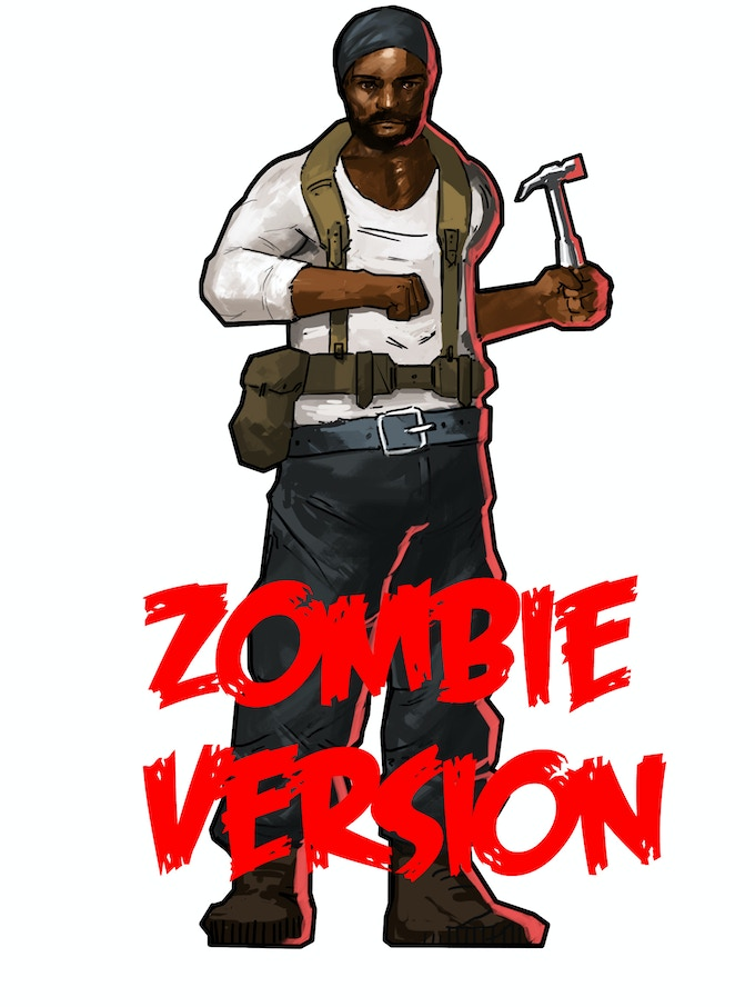 The Brother Zombie Version