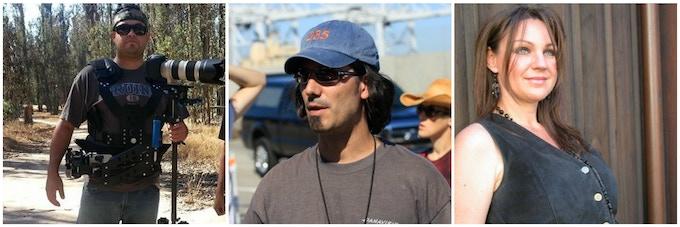 "Joshua ""Doc"" Davila (Producer), Peter Villani (Cinematographer), Mimmi Siegel (Music Supervisor)"