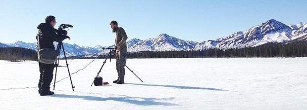 Behind the scenes at Denali National Park