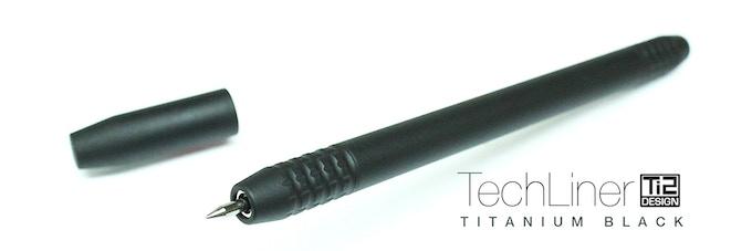Ti2 TechLiner Titanium Black Edition
