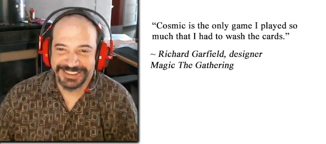 Skype Guest at CosmicCon 2014