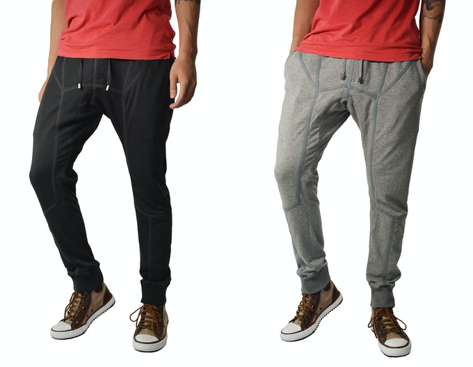 Our All Season Sweats™ Prototypes For Men