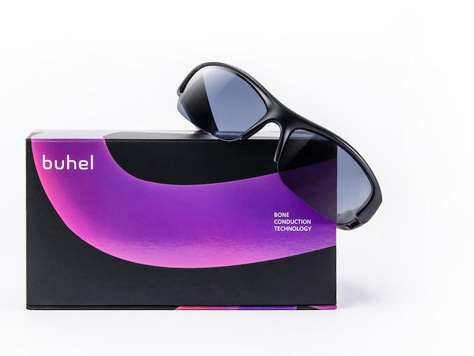 Buhel SOUNDglass SG05 package