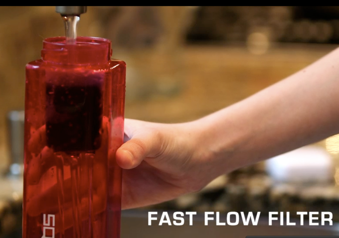 Fast Flow Filter In Action
