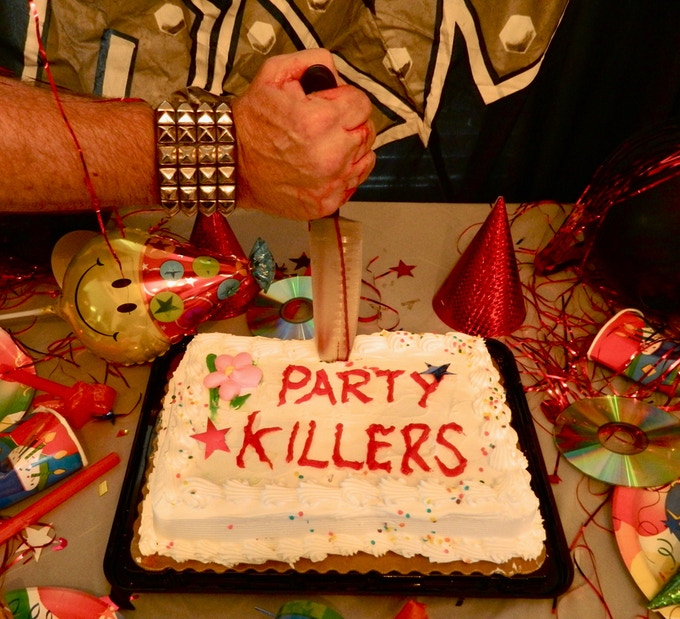 """Party Killers"" Cover"