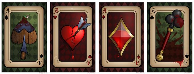 The Ace Reward Prints