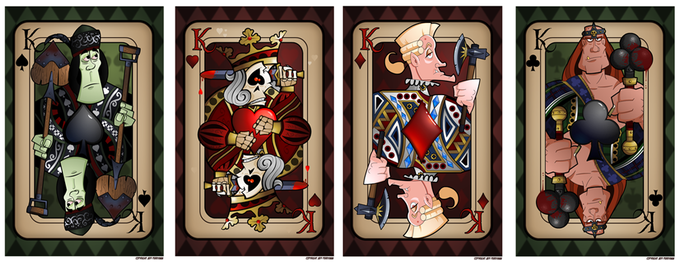 The King Reward Prints