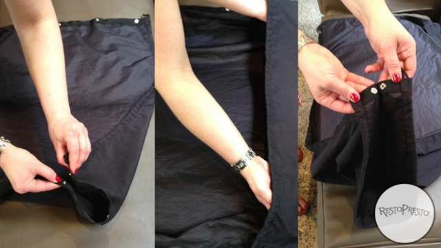 Make a pocket, sleeve or satchel in a SNAP!