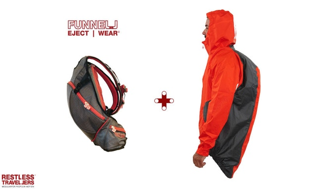 FUNNELL Sport red combo