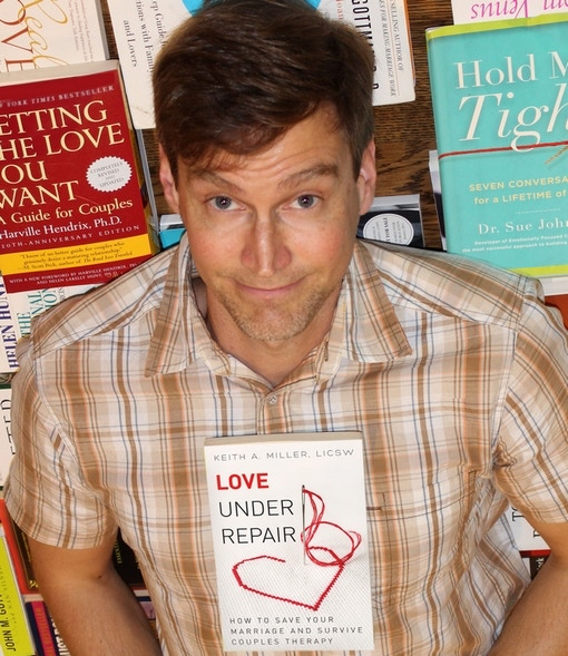 Plenty of books give relationship advice, but there are none that guide you start-to-finish through the process of getting professional couples therapy.