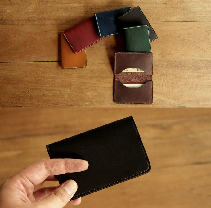 Simple, practical, no fuss cardholder.
