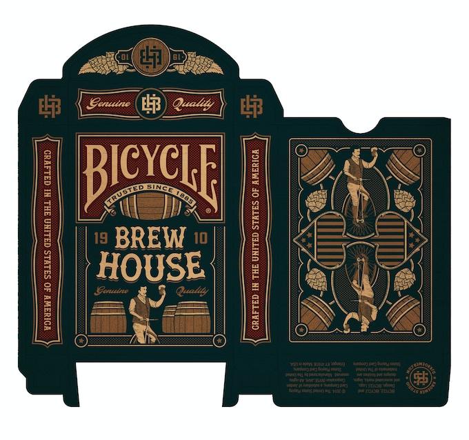 Standard Brew House Tuck Box