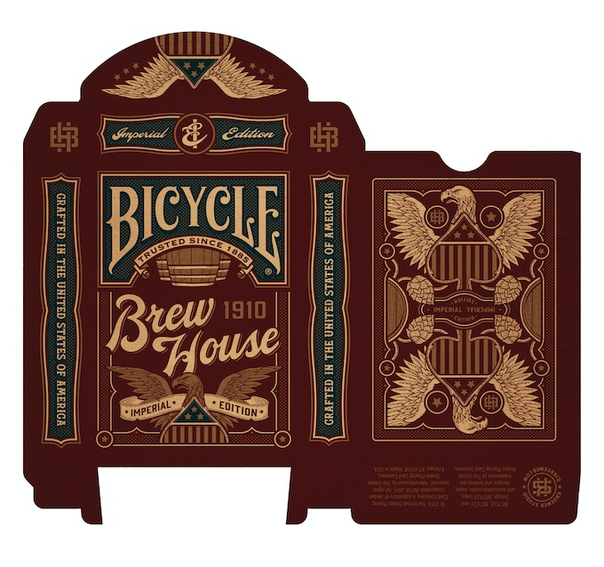 Imperial Edition Brew House Tuck Box
