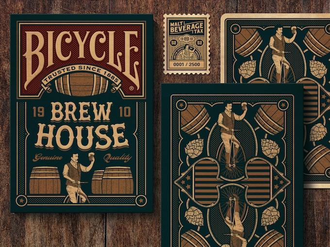 Standard 1910 Brew House Deck