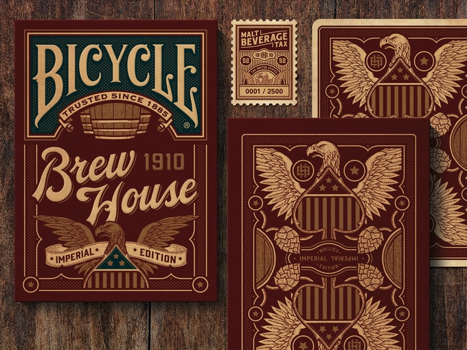 Imperial Edition 1910 Brew House Deck