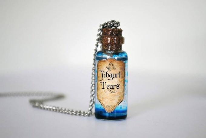 Authentic Jibgurl Tears