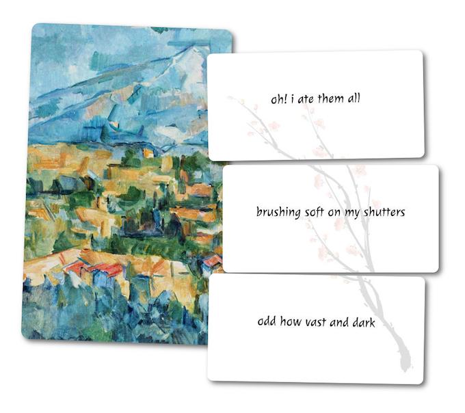 Mont Sainte-Victoire, by Paul Cézanne