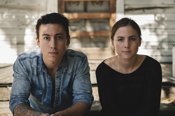 Noah and Abby Gundersen