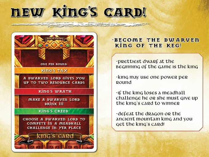 King's Card!