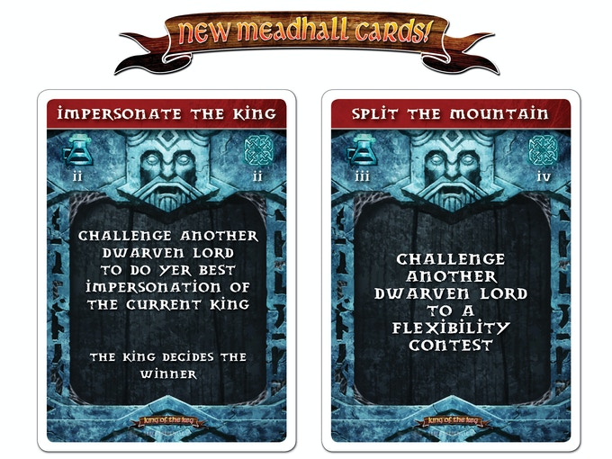 New Meadhall Challenges!