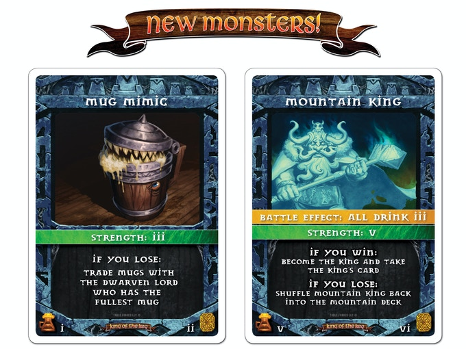 New Ancient Monster Encounters!
