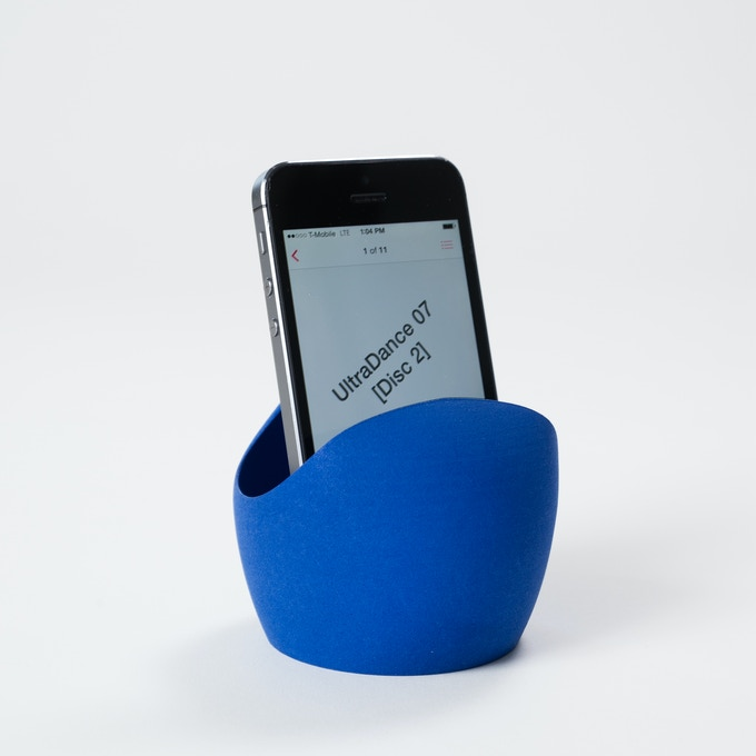 Bheard Sound Pod in Blue