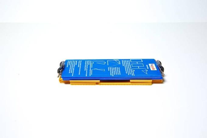 SmartStand for smartphone - folded